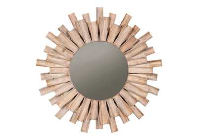 Image for Donata Natural Accent Mirror
