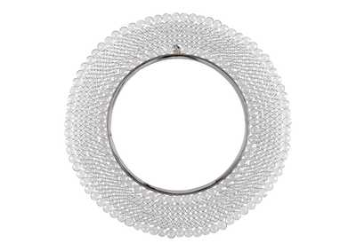 Image for Marly Clear/Silver Accent Mirror