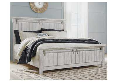 Brashland Queen Panel Bed,Signature Design By Ashley