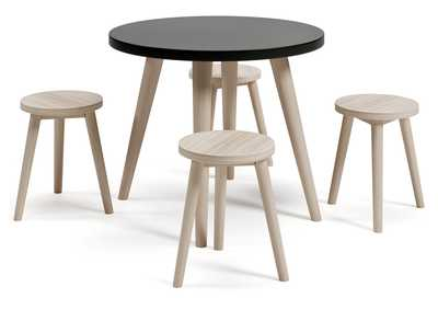 Image for Blariden Table and Chairs (Set of 5)