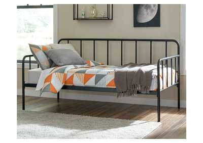 Trentlore Twin Metal Day Bed with Platform,Signature Design By Ashley