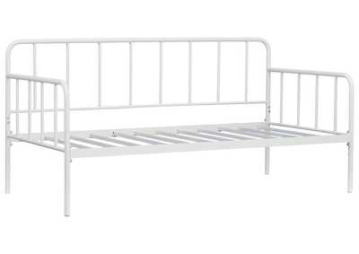 Image for Trentlore Twin Metal Day Bed with Platform