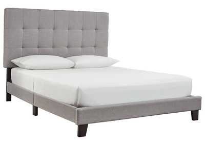 Image for Adelloni King Upholstered Bed