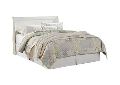 Image for Anarasia Queen Sleigh Headboard