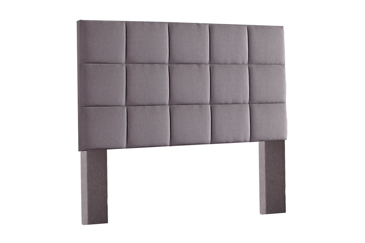 Dolante Gray Queen Upholstered Bed