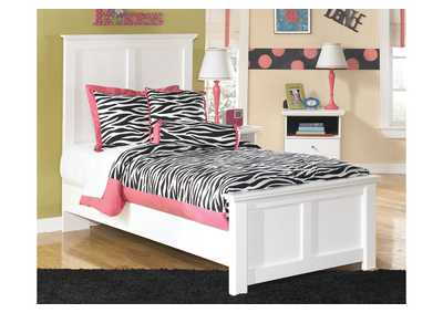 Image for Bostwick Shoals Twin Panel Bed