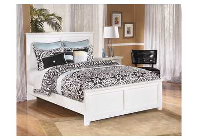 Image for Bostwick Shoals Queen Panel Bed