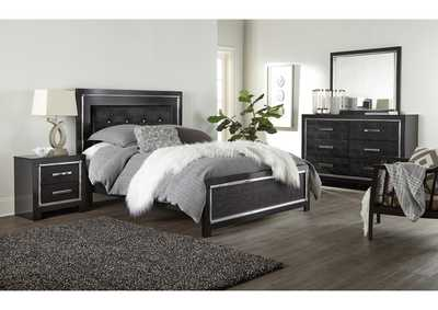 Image for Kaydell Black Nightstand