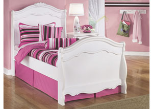 Image for Exquisite Full Sleigh Bed