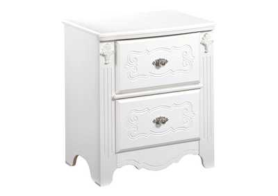 Image for Exquisite Two Drawer Night Stand
