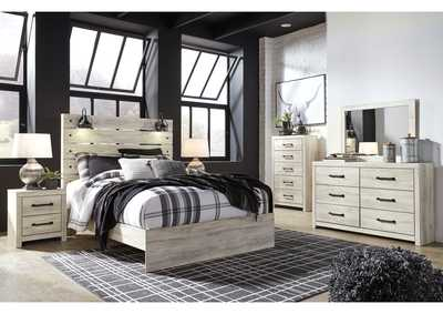 Image for Cambeck Queen Panel Bed w/Dresser and Mirror