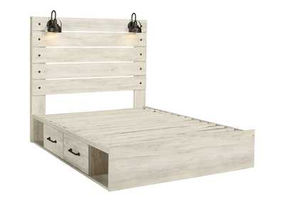 Cambeck Queen Panel Bed with 4 Storage Drawers,Signature Design By Ashley