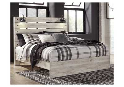 Cambeck King Panel Bed,Signature Design By Ashley