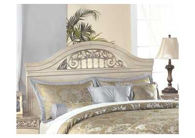 Image for Catalina Queen/Full Panel Headboard