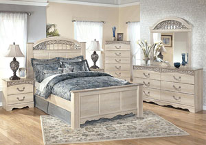 Image for Catalina King Poster Bed
