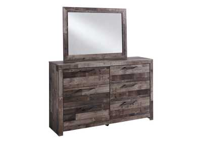 Image for Derekson Dresser and Mirror