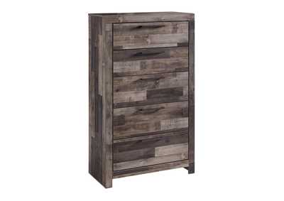 Image for Derekson Five Drawer Chest