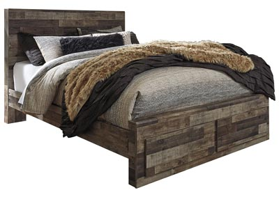 Derekson Queen Platform Bed