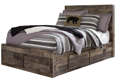 Image for Derekson Full Storage Bed