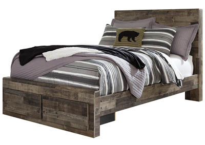 Image for Derekson Full Platform Bed