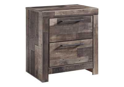 Image for Derekson Two Drawer Nightstand