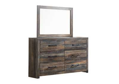 Drystan Dresser and Mirror