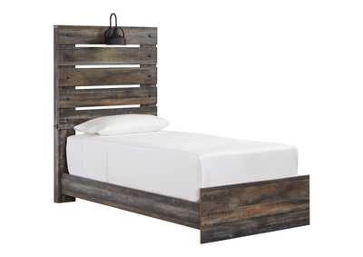 Image for Drystan Twin Panel Bed