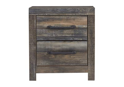 Image for Drystan 2 Drawer Nightstand