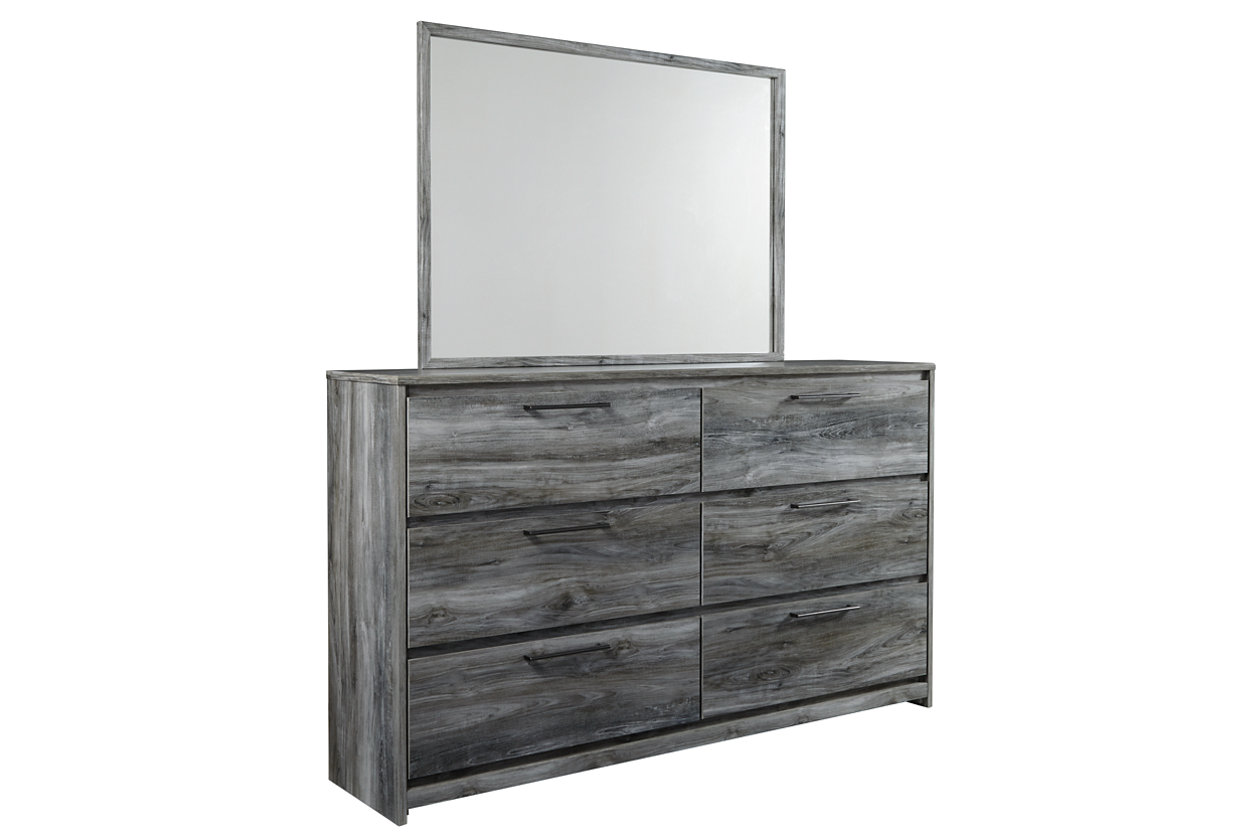 Baystorm Dresser and Mirror