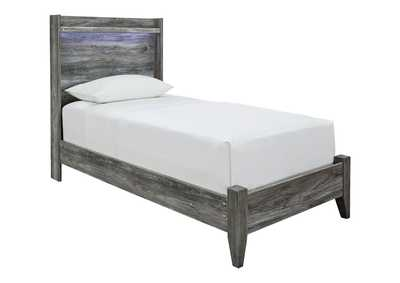 Image for Baystorm Twin Panel Bed