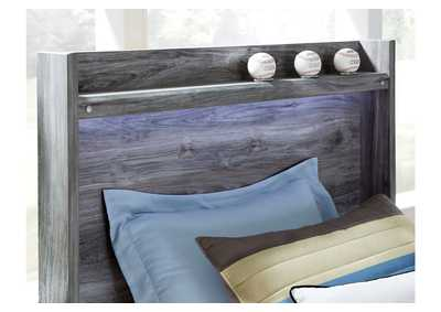 Baystorm Twin Panel Bed,Signature Design By Ashley