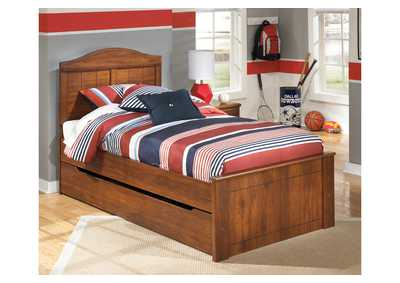 Image for Barchan Twin Panel Bed w/ Trundle