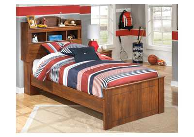 Image for Barchan Twin Bookcase Bed