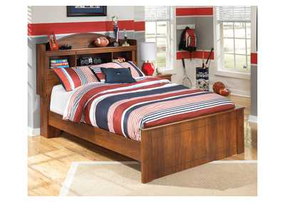 Image for Barchan Full Bookcase Bed