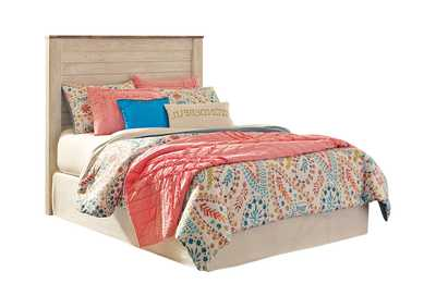 Image for Willowton Full Panel Headboard