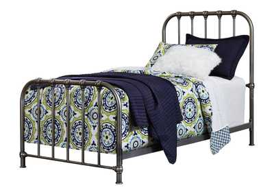 Image for Nashburg Multi Twin Metal Bed