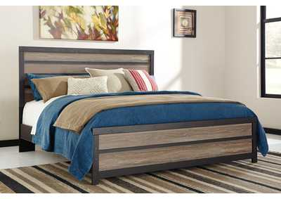 Image for Harlinton King Panel Bed
