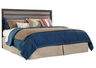Image for Harlinton King Panel Headboard