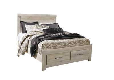 Image for Bellaby Queen Platform Storage Bed