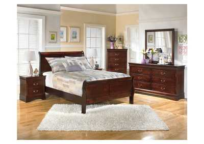 Image for Alisdair Full Sleigh Bed w/Dresser and Mirror