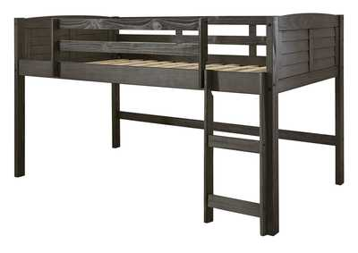 Image for Caitbrook Twin Loft Bed Frame
