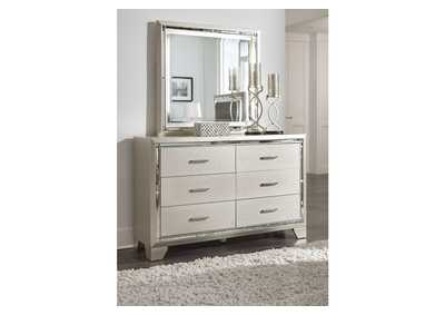 Image for Lonnix Dresser w/Mirror