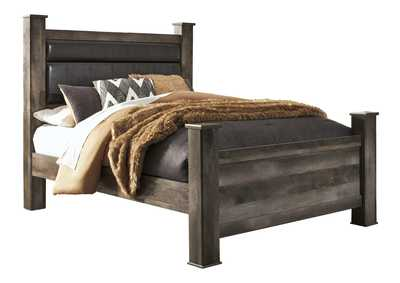 Wynnlow Queen Poster Bed,Signature Design By Ashley