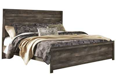 Image for Wynnlow King Panel Bed