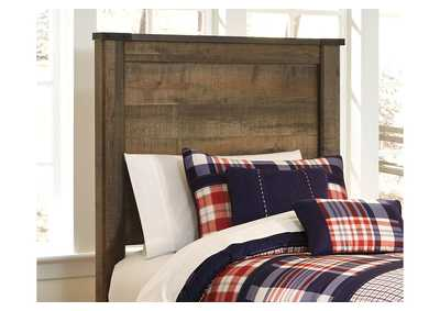 Image for Trinell Brown Twin Panel Headboard