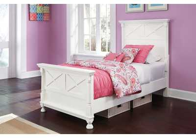 Image for Kaslyn Twin Panel Bed