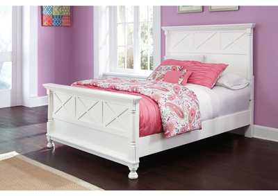Image for Kaslyn Full Panel Bed