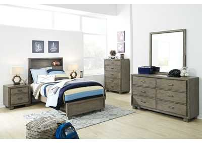 Arnett Full Bookcase Bed,Signature Design By Ashley