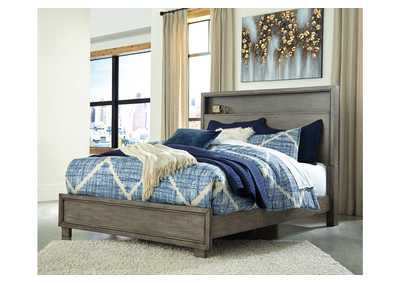 Arnett King Bookcase Bed,Signature Design By Ashley