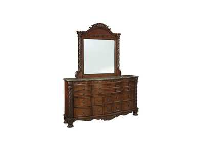 Image for North Shore Dresser w/ Mirror